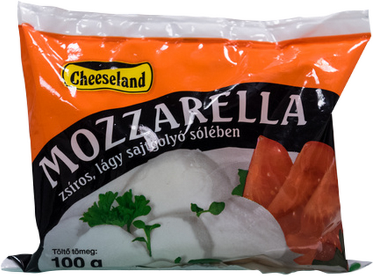 cheeseland mozzarella 100g